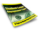 Thumbnail Student Loan Repayment And Consolidation Guide (PLR)